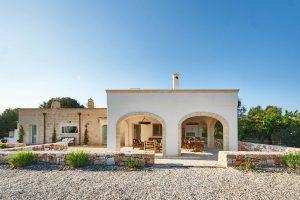 vacation villa in Puglia