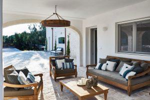 Outdoor area Luxury Vacation Villa Ostuni
