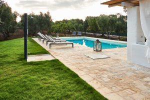 Pool Luxury Villa Ostuni