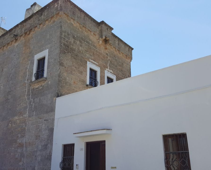 Different Vacation in Puglia | Villa Elena Historic Tower