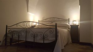 Different Vacation in Puglia Bedroom Villa Elena Historic Tower