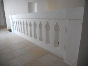 Palazzo San Giovanni Stairs Details 2 BeeYond Travel