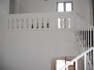 Palazzo San Giovanni Stairs Details BeeYond Travel