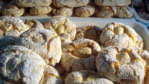 Almond Pastries Puglia by BeeYond Travel