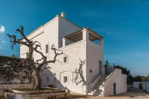 Luxury Masseria Torre Abate Risi Puglia by BeeYond Travel 10 | White Tower