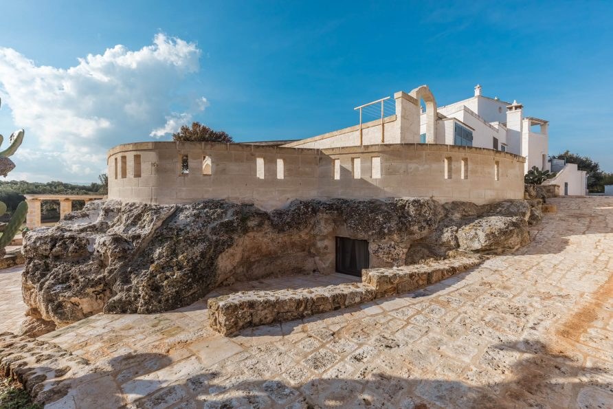 Luxury Vacation Masseria Torre Abate Risi