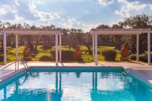 Luxury Masseria Torre Abate Risi Puglia by BeeYond Travel 24 |Front Pool