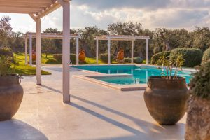 Luxury Masseria Torre Abate Risi Puglia by BeeYond Travel 30 | Overview Pool