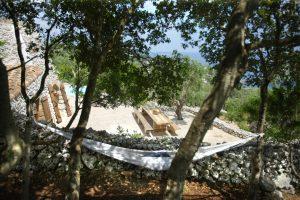 Villa Myrtos garden