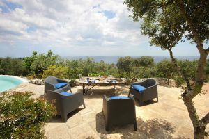 Villa Myrtos mingle