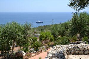 Villa Myrtos & yatch