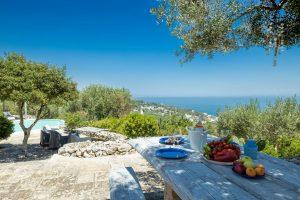 Villa Myrtos relax and sea
