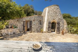 Villa Myrtos front