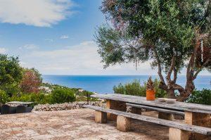 Villa Myrtos horizon