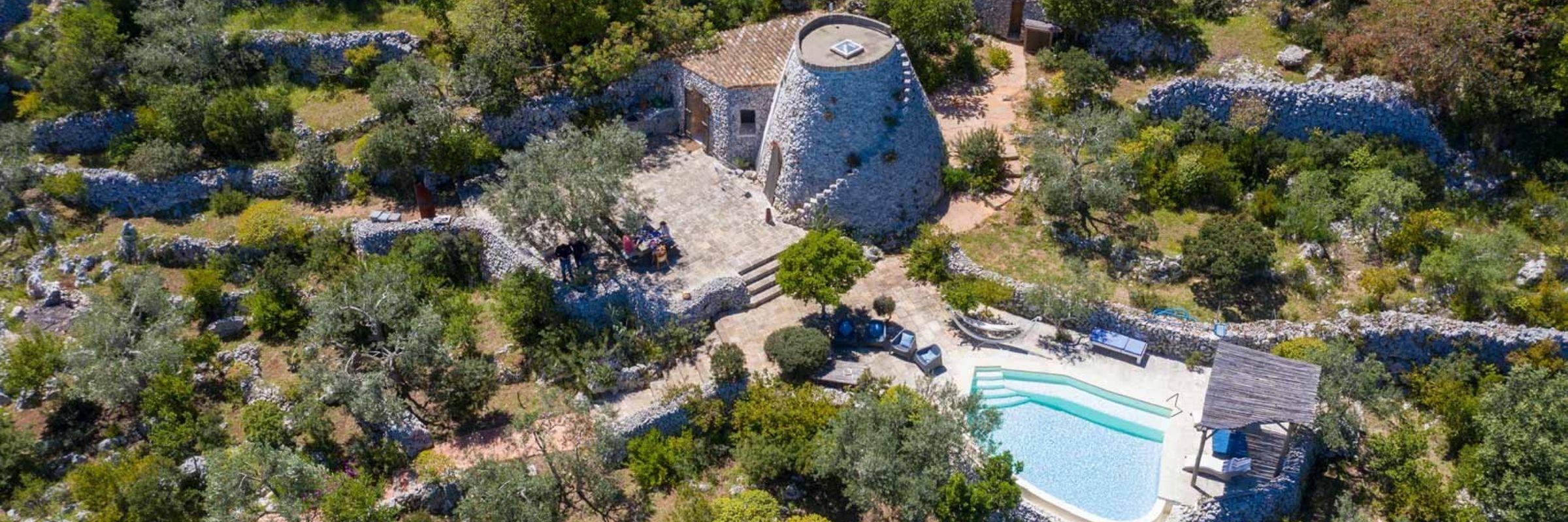 Villa Myrtos luxury in Puglia